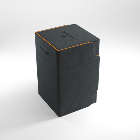Gamegenic - Watchtower 100+ XL Convertible - Black/Orange