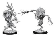 D&D Nolzur's Marvelous Miniatures: Gnoll Witherlings (Wave 15)