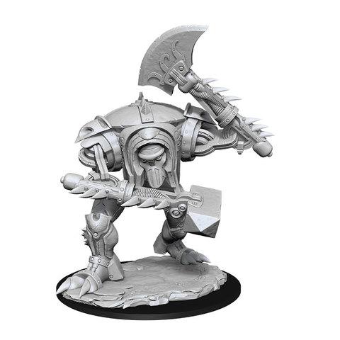 D&D Nolzur's Marvelous Miniatures: Warforged Titan (Wave 15)