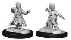 Pathfinder Deep Cuts: Halfing Monk Male (Wave 15)