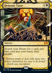 Demonic Tutor - Foil