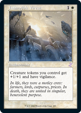 Intangible Virtue - Foil