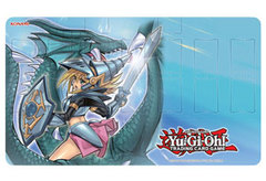 Konami - Yu-Gi-Oh!: Playmat - Dark Magician Girl Dragon Knight