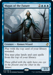 Magus of the Future - Foil