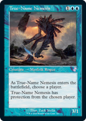 True-Name Nemesis - Foil