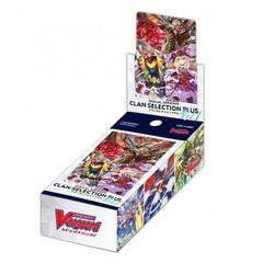 V Special Series 07: Clan Selection Plus Vol.1 Booster Box