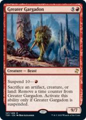 Greater Gargadon - Foil
