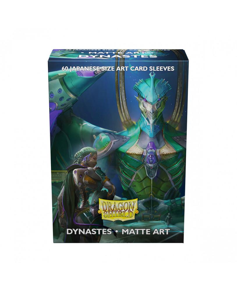 Dragon Shield Sleeves: Matte Art Dynastes (60)