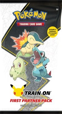 First Partner Pack - Johto - LIMIT OF 1