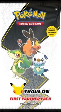 Pokemon TCG: First Partner Pack (Unova)