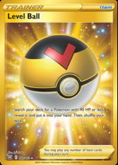 Level Ball - 181/163 - Secret Rare