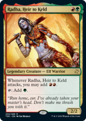 Radha, Heir to Keld - Foil