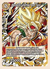 Bardock, Father and Son (Reprint) - DB1-100 - R