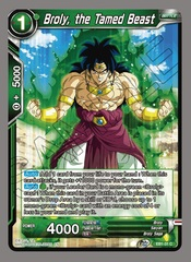 Broly, the Tamed Beast - EB1-31 - C