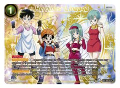 Heroine's Lineage - EB1-68 - SCR