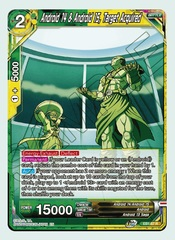 Android 14 & Android 15, Target Acquired - EB1-67 - R - Foil