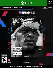 Madden NFL 21 [Next Level Edition]