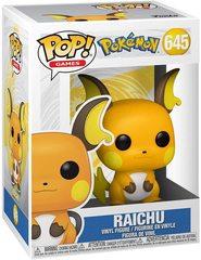 Games Series - #645 - Raichu (Pokemon)