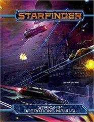 Starfinder RPG: Starship Operations Manual (HC)