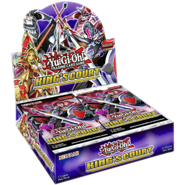Kings Court Booster Box