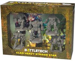 Battletech: Force Pack - Clan Heavy Striker Star