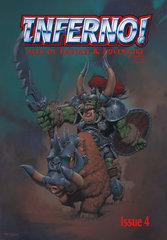 Inferno! Magazine Issue 4