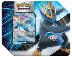 Empoleon V Strikers Tin