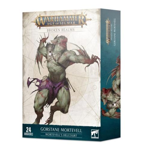 Broken Realms: Mortevells Helcourt