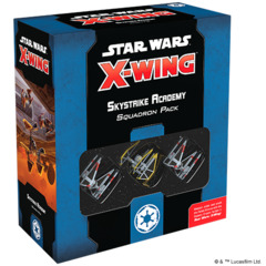 Star Wars X-Wing - 2nd Edition - Skystrike Academy Squadron Pack