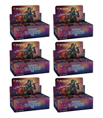Modern Horizons 2 Draft Booster Case (6 Boxes)