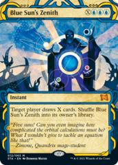 Blue Sun's Zenith - Foil