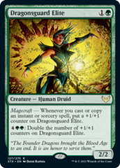 Dragonsguard Elite - Foil