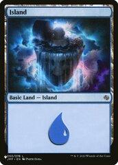 Island (050) - The List