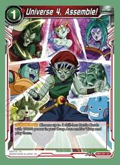 Universe 4, Assemble! (Reprint) - DB2-031 - UC - Foil
