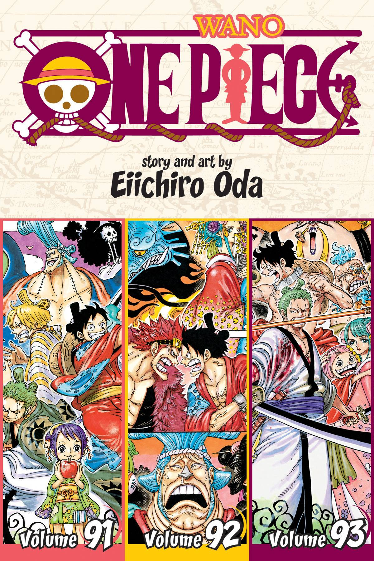 One Piece 3In1 Tp Vol 31 (STL178461)