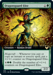 Dragonsguard Elite - Extended Art