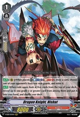 Dragon Knight, Hishat - V-SS08/024EN - RRR