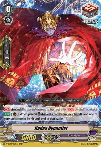 Hades Hypnotist - V-SS08/063EN - RRR