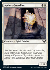 Ageless Guardian - Foil