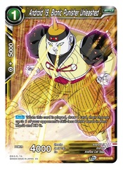 Android 19, Bionic Punisher Unleashed - BT13-114 - R