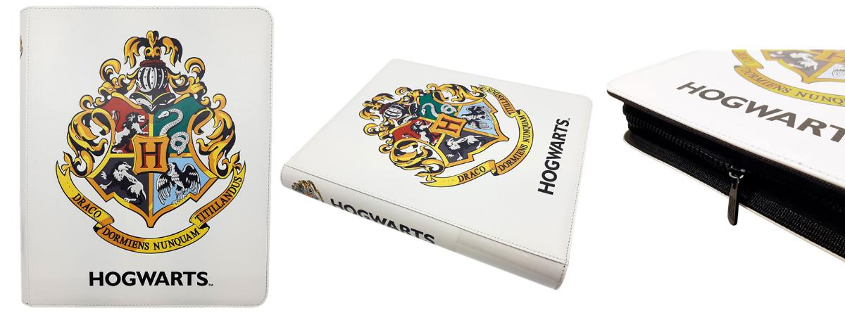 Dragon Shield Harry Potter Card Codex Zipster Regular Portfolio Binder (Fits 20+ binder pages)