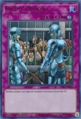 Royal Prison - GFTP-EN120 - Ultra Rare - 1st Edition