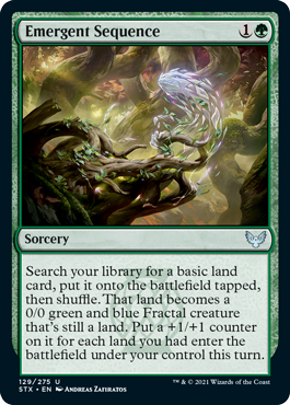 Emergent Sequence - Foil
