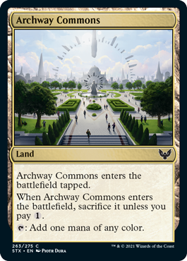 Archway Commons