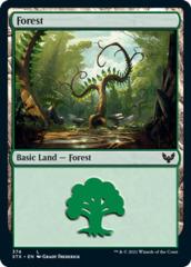 Forest (374) - Foil