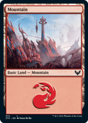 Mountain (372) - Foil