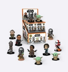 Funko Mystery Minis: The Mandalorian (Star Wars)
