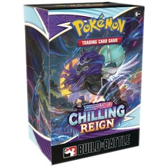 Sword & Shield: Chilling Reign Build & Battle Box