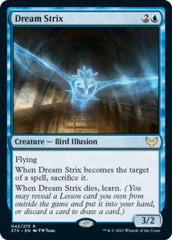 Dream Strix - Foil