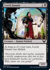 Leech Fanatic - Foil